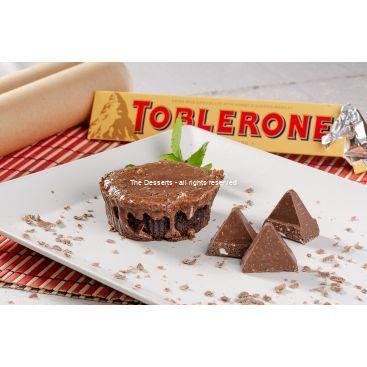 CHOCOLATE SOUFFLE TOBLERON